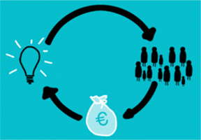 Crowdfunding: A new approach for raising finance image