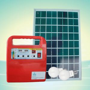 Portable solar kit image