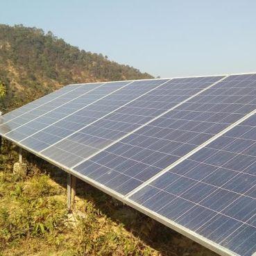 Solar Water Pumping image