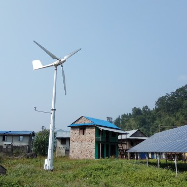 Role of private sector in developing Rural Micro-Grid image