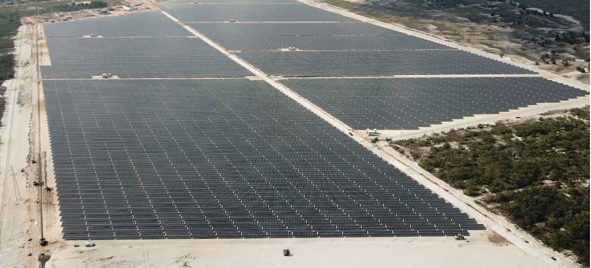 Developing 200MW On-Grid Solar Project – 2018 image