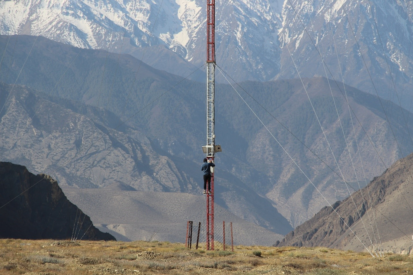 NEPAL Wind Energy Resource Mapping image