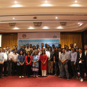 "Technical workshop on ""developing utility scale grid connected solar PV System in Nepal"" image"