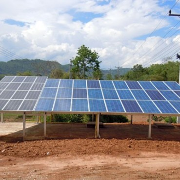 Community Based Solar Water Pumping Project – Phase I – 2019 image