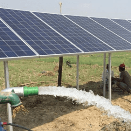 Solar Water Pumping Project 2020 image